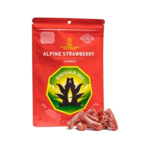 Alpine Strawberry Licorice