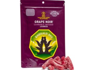 Grape Noir Licorice