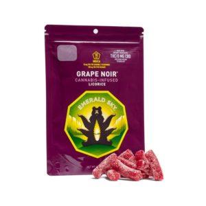 Grape Noir Licorice