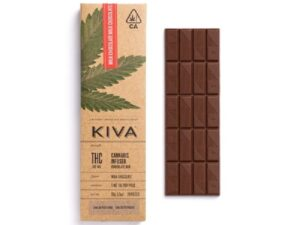 Milk Chocolate Kiva Bar