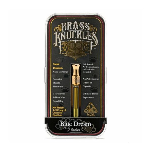 Buy Brass knuckles Blue Dream