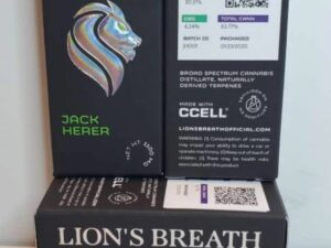 Buy Lion breath online